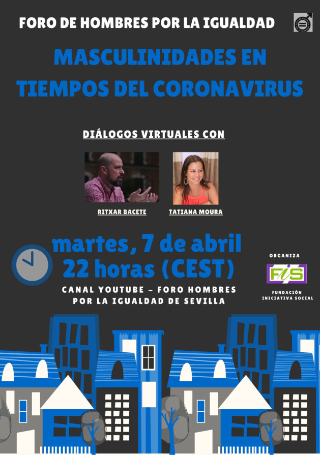 Diálogos con: Masculinidades en tiempos de coronavirus