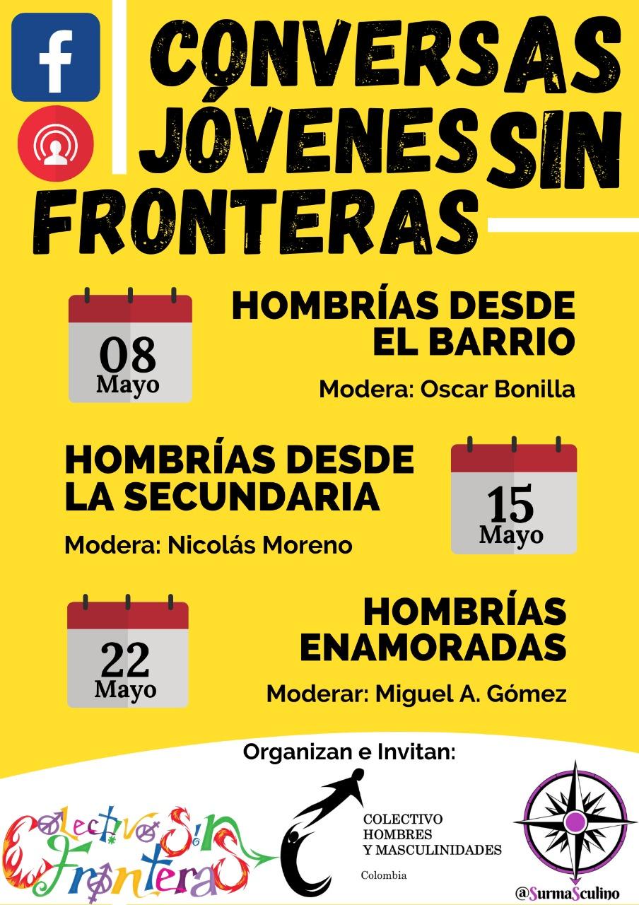 Conversas Jóvenes sin Fronteras